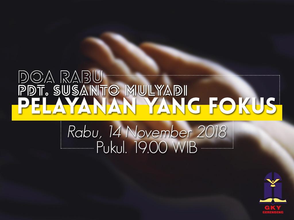 doa-rabu-14-november-2018-gky-gerendeng