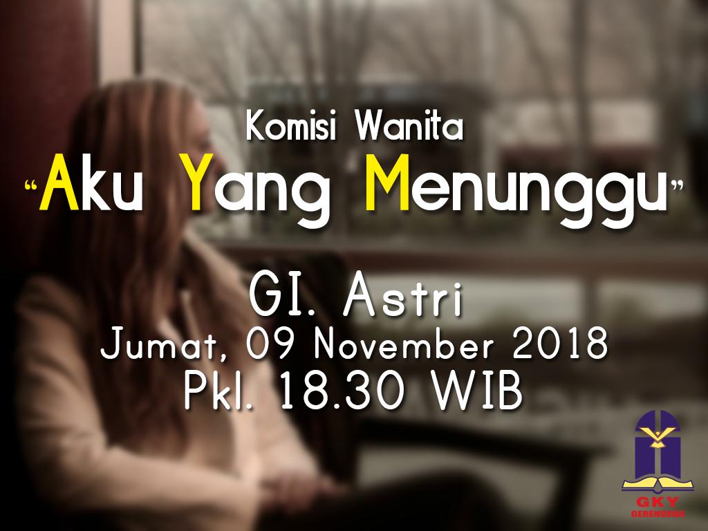 komisi-wanita-09-november-2018-gky-gerendeng