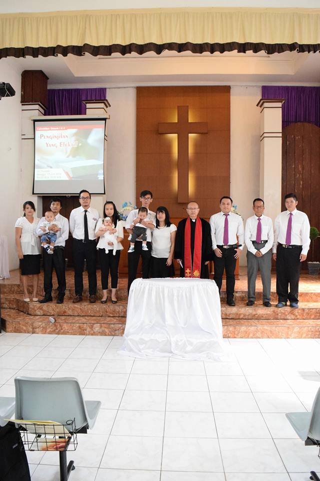 Galery Baptisan Juni 2018