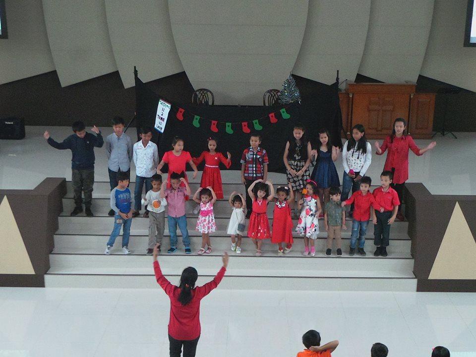 Galery Natal Sekolah Minggu 2018