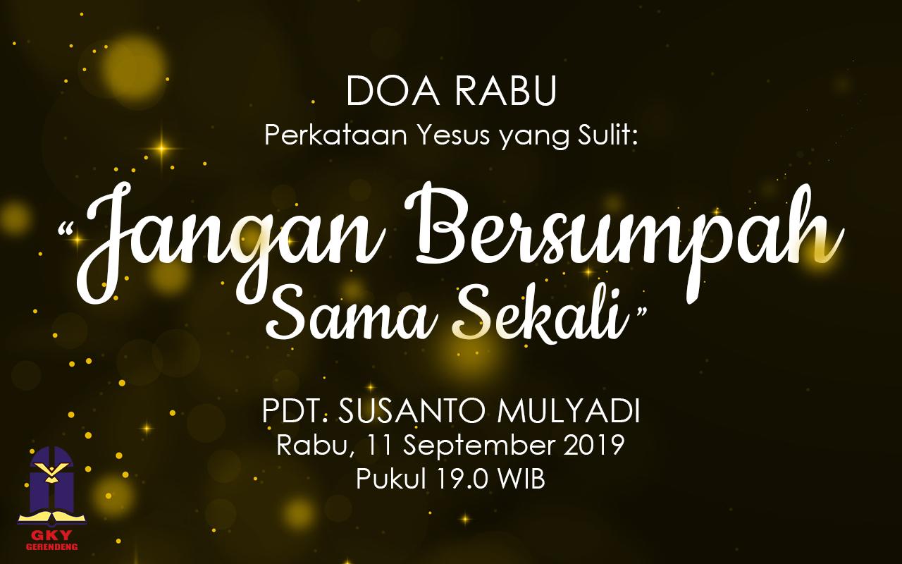 doa-rabu-gky-gerendeng-11-september-2019