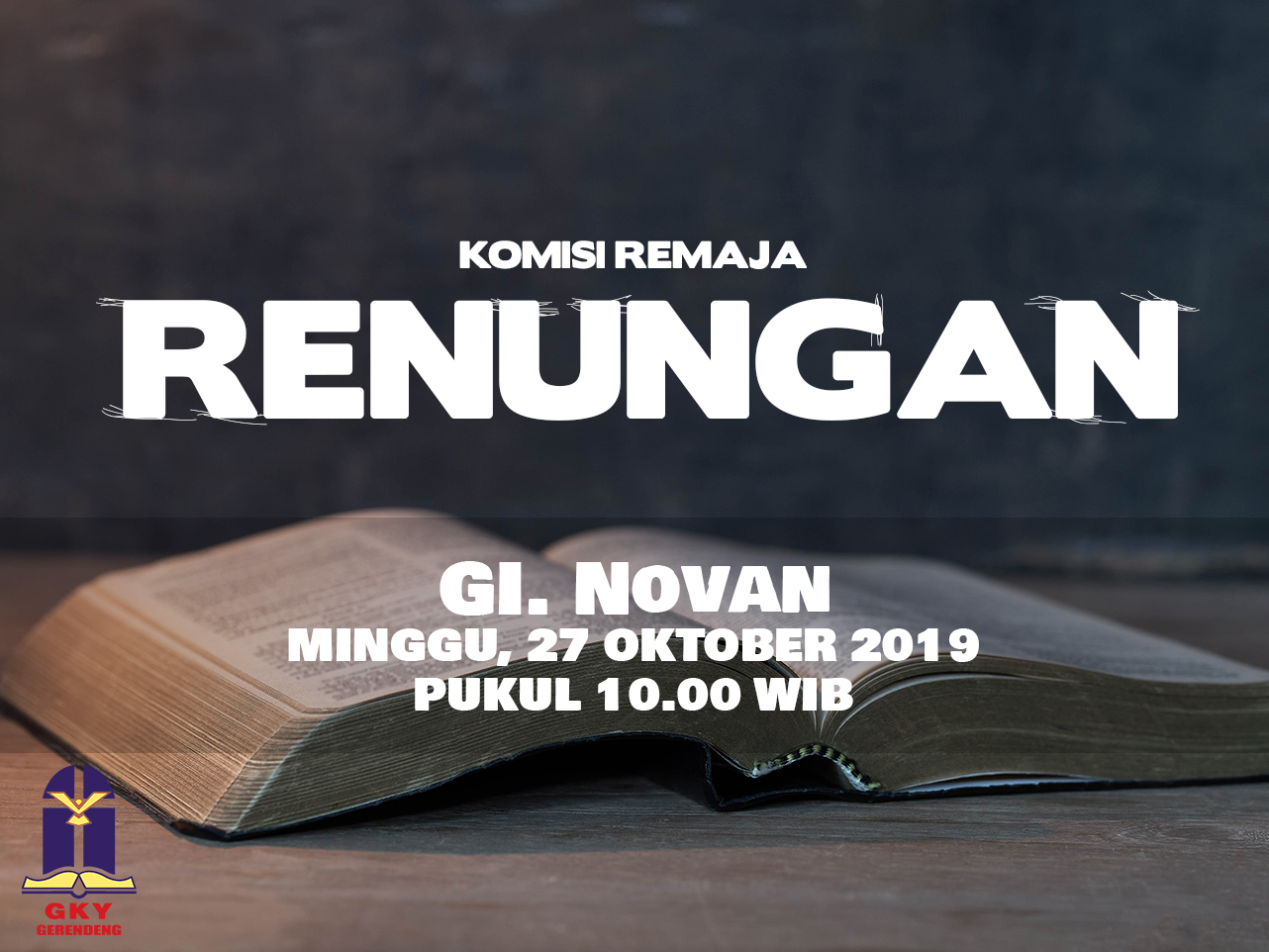 komisi-remaja-gky-gerendeng-27-oktober-2019