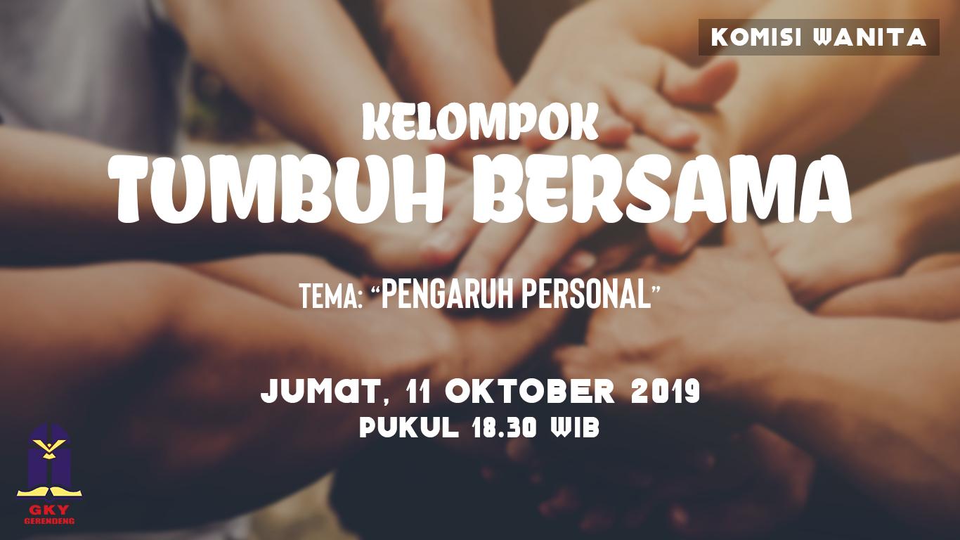 komisi-wanita-gky-gerendeng-11-oktober-2019
